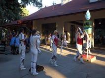 Dançarinos de Morris no minnehaha filme