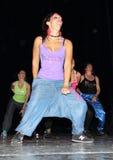 Dançarinos de Movida imagens de stock