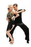 Dançarinos do Latino imagem de stock royalty free
