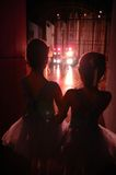 Dançarinos pequenos Imagens de Stock
