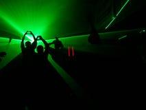 Danças estranhas Foto de Stock