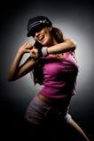 Danças modernas Imagem de Stock