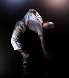 Danças modernas Fotografia de Stock Royalty Free