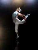 Danças modernas Imagem de Stock Royalty Free