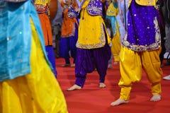 Danças para a prosperidade fotografia de stock royalty free
