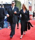 Dan Akroyd y Donna Dixon Fotografía de archivo libre de regalías
