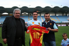 DAN CARTER Stock Photography