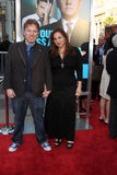 Dan Finnerty, Kathy Najimy Stock Images
