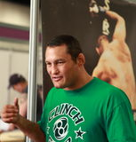 Dan Henderson- Strikeforce MMA fighter Stock Photos