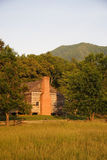 Dan Lawson Place. Historic Dan Lawson Place, Cades Cove, Great Smokey Mountains National Park Royalty Free Stock Images