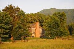 Dan Lawson Place. Great Smokey Mountains National Park Royalty Free Stock Photo