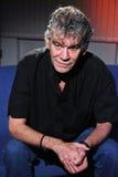 Dan McCafferty, vocals de fil de sortie de groupe de rock Nazareth Photo stock