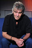 Dan McCafferty, vocals del cavo della banda rock Nazareth fotografia stock