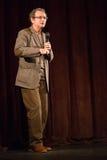 Dan Puric giving a speech Stock Photo
