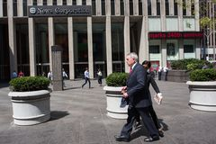 Dan Rather, former anchor of CBS News Royalty Free Stock Photos