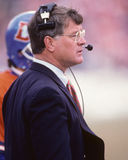 Dan Reeves. Denver Broncos head coach Dan Reeves. ( Image taken from color slide stock photo