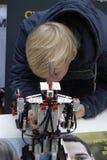 DAN ROBOTICS Royalty Free Stock Image