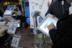 DAN ROBOTICS Stock Images