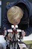 DAN ROBOTICS Royalty Free Stock Images