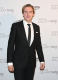 Dan Stevens. Arriving for the Samsung celebrate the launch of the Galaxy Note 10.1 held at One Mayfair London. 15/08/2012 Picture by: Henry Harris / royalty free stock photo
