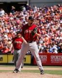 Dan Wheeler, Houston Astros Royalty Free Stock Photo