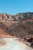 Dana biosfery rezerwa, Jordania, Środkowy Wschód Zdjęcie Royalty Free