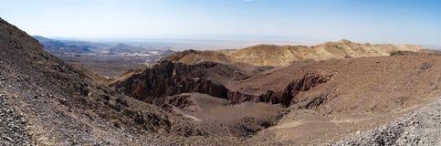Dana biosfery rezerwa, Jordania, Środkowy Wschód Obraz Stock
