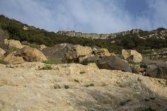 Dana Biosphere Reserve Arkivbilder
