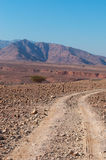 Dana Biosphere Reserve, Jordanië, Midden-Oosten Stock Fotografie