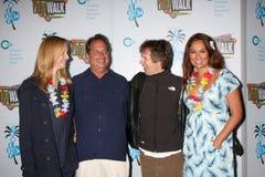 Dana Carvey,Jon Lovitz,Lisa Kudrow,Tia Carrere Royalty Free Stock Images