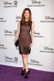 Dana Delany arrives at the ABC / Disney International Upfronts Royalty Free Stock Image
