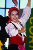 Dança do português Foto de Stock