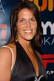 """Dana Jacobson på ESPN tidskriftens det roliga"""" partit """"för sommar. Det Roosevelt hotellet, Hollywood, CA. 07-11-06 Arkivfoton"""
