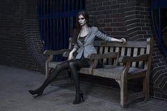 Dana modellerar Royaltyfri Foto