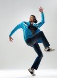 Dança moderna Fotografia de Stock