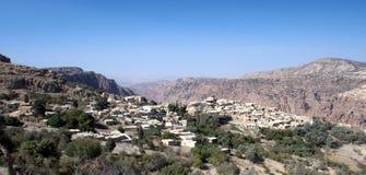 Dana National Park. (Jordan Stock Image