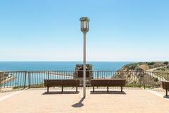 Dana Point, California. United States of America, Skyline royalty free stock image