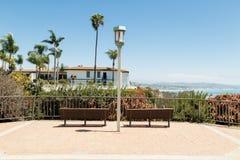 Dana Point, California. United States of America, Skyline royalty free stock photography