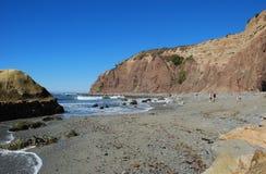 Dana Point Headland, Califórnia do sul. Fotografia de Stock Royalty Free