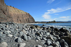 Dana Point Headland, Süd-Kalifornien Stockfotografie