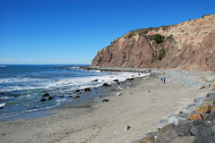 Dana Point Headland, Southern California. Royalty Free Stock Photo