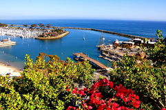 Dana Point, la Californie Image stock