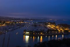 Dana Point Royalty Free Stock Images