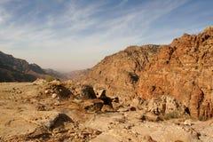 Dana reserve (Jordan) Stock Photos