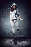 Dança urbana Fotos de Stock Royalty Free