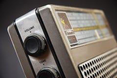 danad gammal radio Arkivbilder