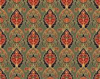 danad gammal wallpaper Royaltyfria Bilder