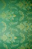 danad gammal wallpaper Arkivbild