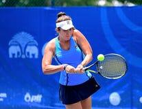 Danai Udomchoke vinnaren i federation 2014 för tennis Chang ITF för pro-strömkrets internationell Royaltyfri Fotografi