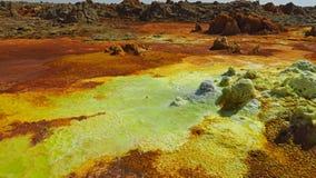 Danakil Desert Ethiopia royalty free stock images